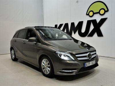 begagnad Mercedes B200 CDI | BlueEFFICIENCY | 7G-DCT | 136hk