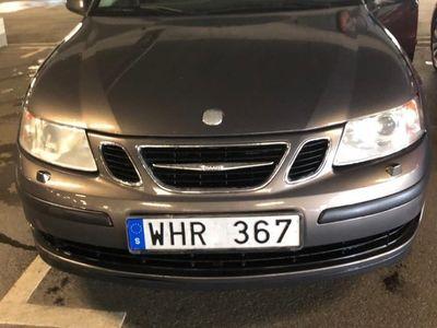 begagnad Saab 9-3 1.8t drag,kamkedja