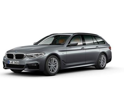 begagnad BMW 520 xd Touring Inno. Edition*Ink V-hjul