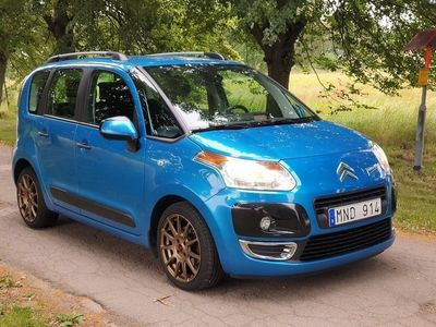 brugt Citroën C3 Picasso 1.6 HDiF 109hk