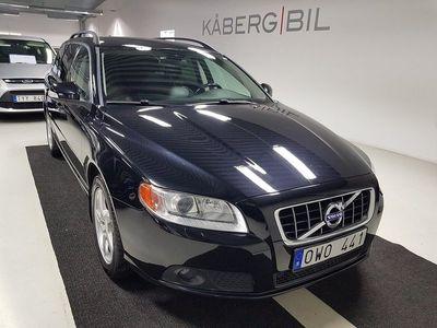 "begagnad Volvo V70 D3 163hk Aut / Momentum / 17"""
