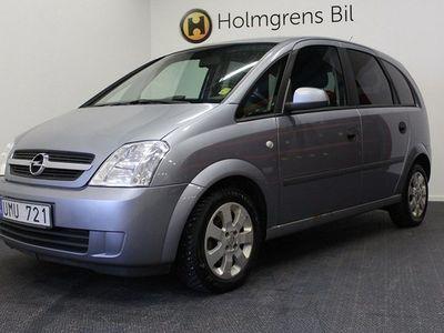 begagnad Opel Meriva 1.6 Enjoy 100 hk