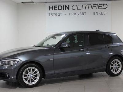 begagnad BMW 120 d x - Drive 190 HK AUT