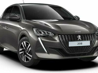 begagnad Peugeot 208 Edition Automat I lager för omg. leverans 2021, Halvkombi Pris 225 800 kr
