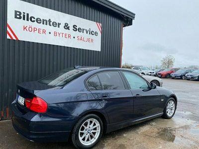 begagnad BMW 316 i Sedan Comfort 122hk Svensksåld