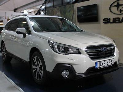 begagnad Subaru Outback Summit
