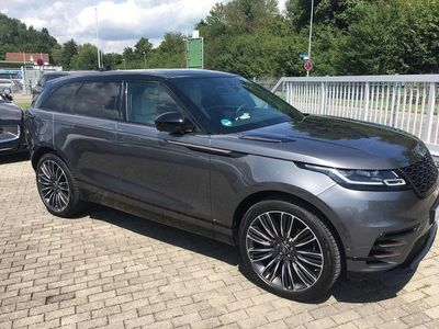 begagnad Land Rover Range Rover Velar D300 First edition 2018, SUV 1 098 000 kr
