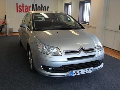 brugt Citroën C4 Coupe 2.0 136hk