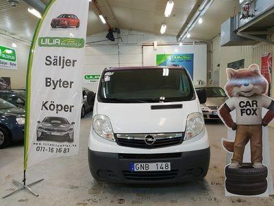begagnad Opel Vivaro Van 2.0 dCi 115hk -08