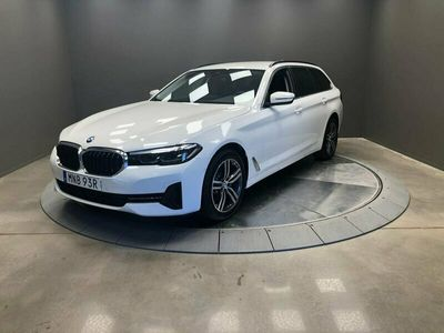begagnad BMW 520 d xDrive/ Connected/ Drag/