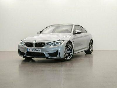 begagnad BMW M4 Coupé DCT - 431hk - Euro 6