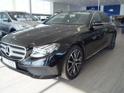 begagnad Mercedes 220 Benz E d Sedan 2017, Sedan 349 000 kr