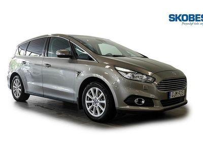 gebraucht Ford S-MAX 2.0 TDCi 150 Titanium AWD 5-d