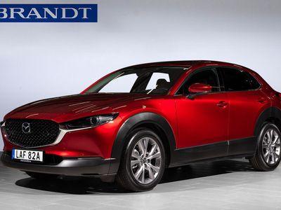 begagnad Mazda CX-30  Sky-Tech 2.0 SKYACTIV-G M Hybrid