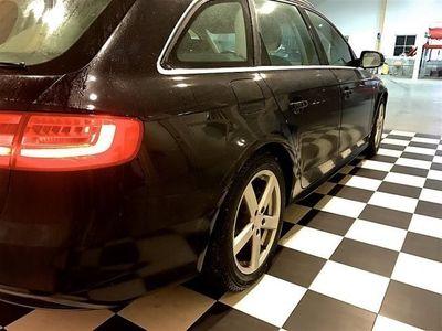 begagnad Audi A4 190hk / Quattro / S-Tronic -15