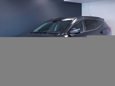 brugt Hyundai Santa Fe 2.2 CRDi-R 4WD (197hk)