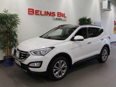 begagnad Hyundai Santa Fe 2,2 CRDi-R Aut 4WD Premium