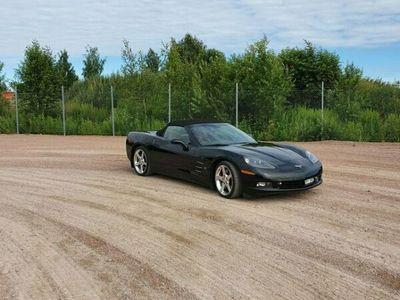 begagnad Chevrolet Corvette CAB