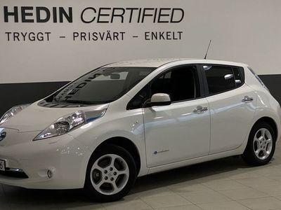begagnad Nissan Leaf 30KWH Acenta (109hk)