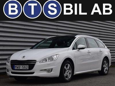 begagnad Peugeot 508 SW 1.6 e-HDi Automat 2013, Kombi 79 900 kr