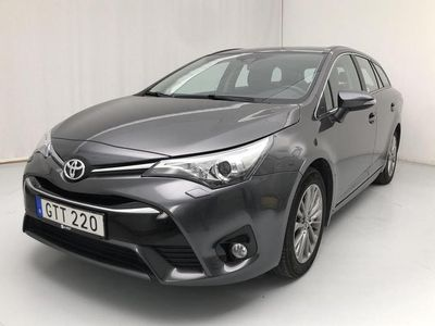 begagnad Toyota Avensis 2.0 D-4D Touring Sports