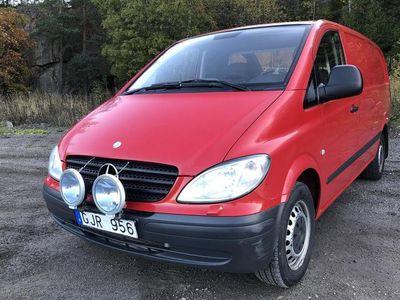 begagnad Mercedes Vito 115 CDI Skåp W638
