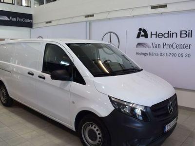 begagnad Mercedes Vito 111 CDI SKÅP XL