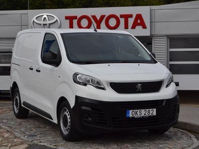 begagnad Peugeot Expert PRO L1 95hk Drag Dubbla dörrar 3-sits 164.900kr exkl moms