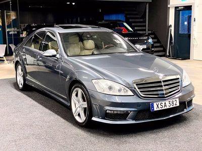 begagnad Mercedes S500L SV-SÅLD AMG NIGHT VISION