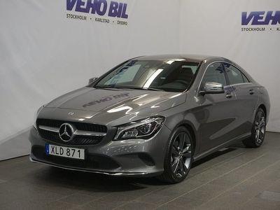 usata Mercedes CLA180 d