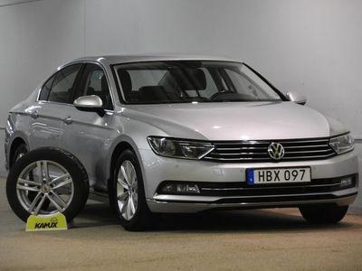 begagnad VW Passat 2.0 TDI   GT   Drag   D-vär -16