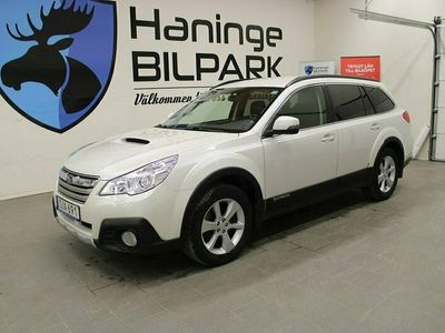 begagnad Subaru Outback 2.0 4WD Lineartronic 2014, Kombi 109 900 kr