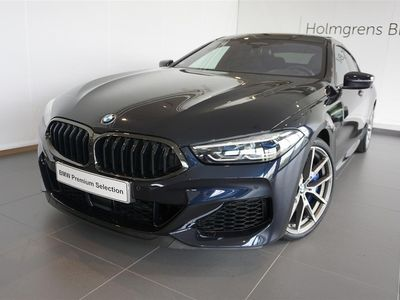 begagnad BMW M850 xDrive GC B&W Individual Night Vision
