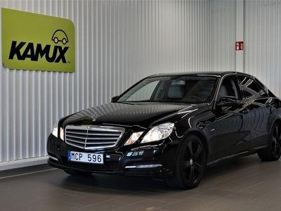 begagnad Mercedes E200 CDi SoV hjul