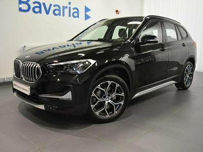 begagnad BMW X1 xDrive 20d Steptronic X-Line Drag