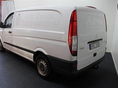 begagnad Mercedes Vito 109 CDI Skåp W639 (95hk)