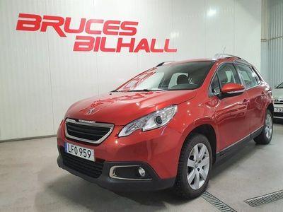 begagnad Peugeot 2008 1.2 Automat Euro 6, Årlig skatt 350:-,(3600 mil )