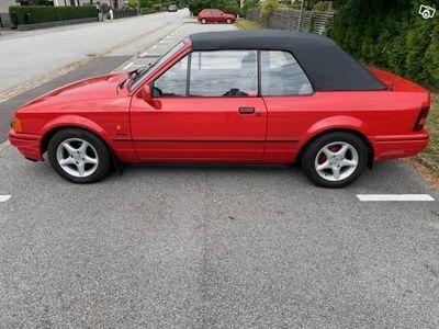 brugt Ford Escort Cabriolet XR3i -88
