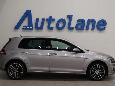 begagnad VW Golf GTE Eu6,204hk,Värmare,Hybrid,Drag