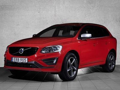 begagnad Volvo XC60 D4 AWD R-Design Business E 2016, SUV 269 000 kr