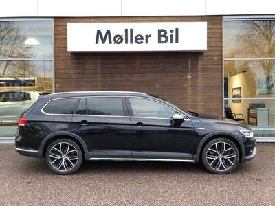 """begagnad VW Passat Alltrack SC ALLTR TDI 240 DSG NAV 19"""" 2017, Personbil 248 700 kr"""