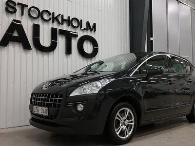 begagnad Peugeot 3008 2,0 HDi 2010, Halvkombi 79 900 kr