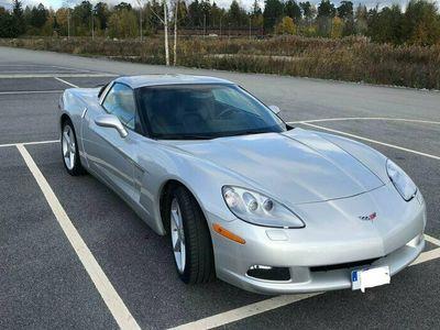 begagnad Chevrolet Corvette