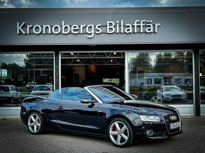 begagnad Audi A5 Cabriolet dealer
