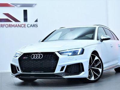 begagnad Audi RS4 Avant 2.9 TFSI Q 450hk Pano Carbon
