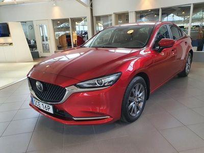 begagnad Mazda 6 Sedan 2.0 SKYACTIV-G Vision (165)