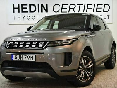 begagnad Land Rover Range Rover evoque 180hk Signarture fe