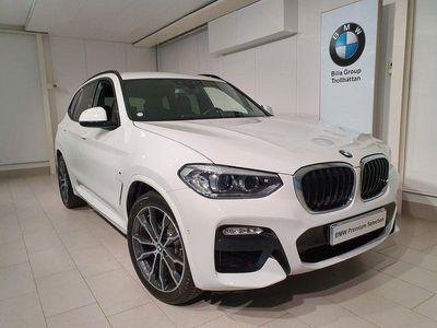 begagnad BMW X3 xDrive 20d Aut M-Sport / Värmare / Dra