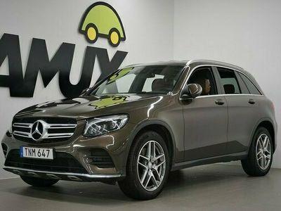 begagnad Mercedes 220 GLC Benzd 4MATIC   Aut   Drag   Navi 2017, SUV Pris 289 800 kr