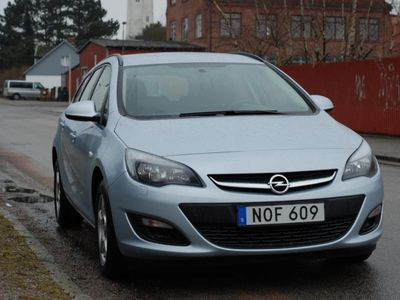 begagnad Opel Astra Sports Tourer Drive 1,4 Turbo140hk -16